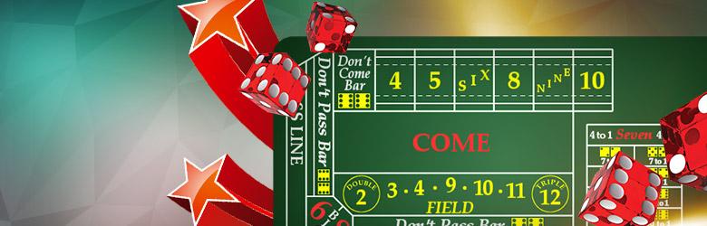 Craps in Online Casinos